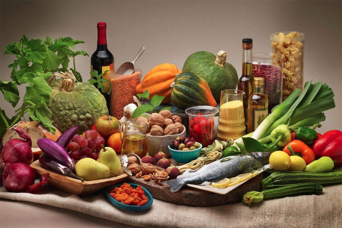 La dieta mediterr nea amnesia international - La mediterranea ...